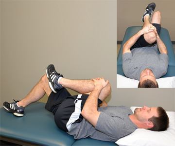 Photo 3 Piriformis Stretch